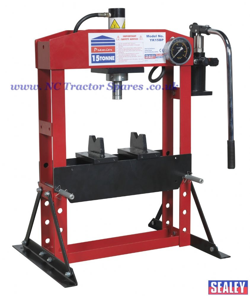 Hydraulic Press Premier 15tonne Bench Type